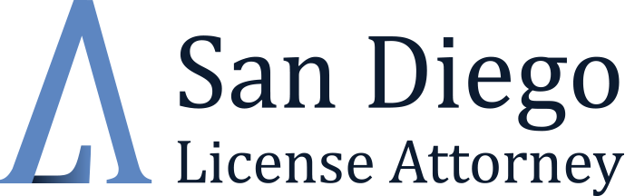 San Diego License Attorney logo